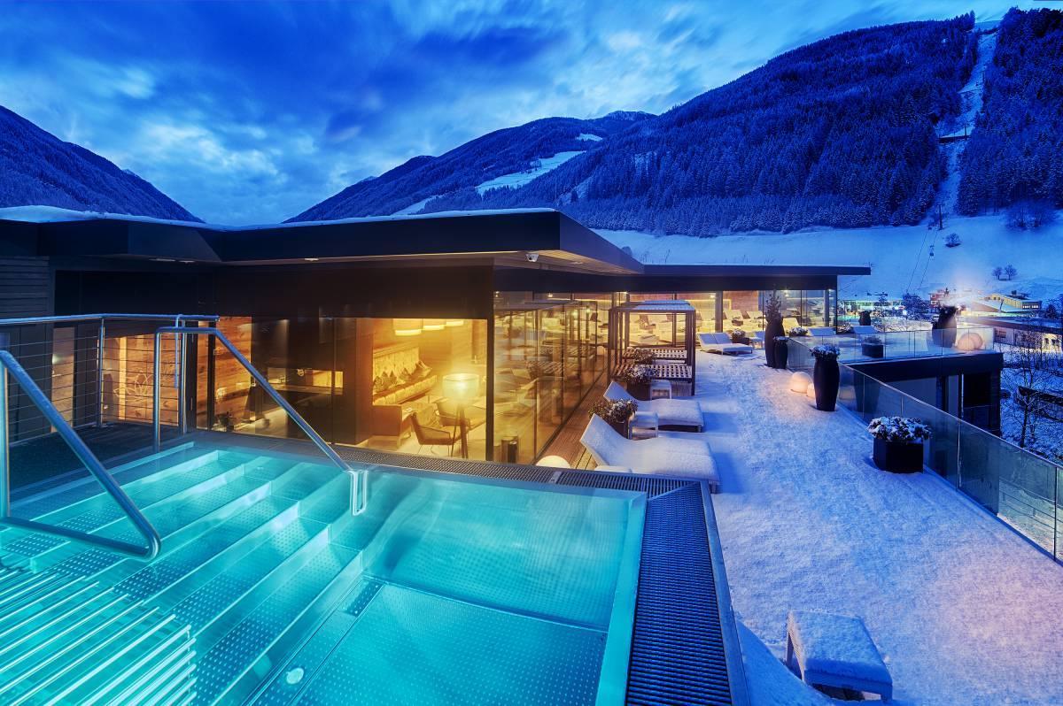 Sterne Hotel Sudtirol Mit Pool