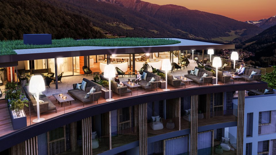 Sky Bar A&L Wellnessresort