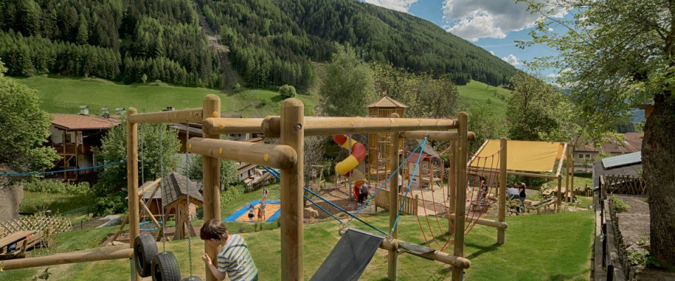 NEUER KIDS FUN PARK IM A&L WELLNESSRESORT IN SÜDTIROL, Bild 1/7