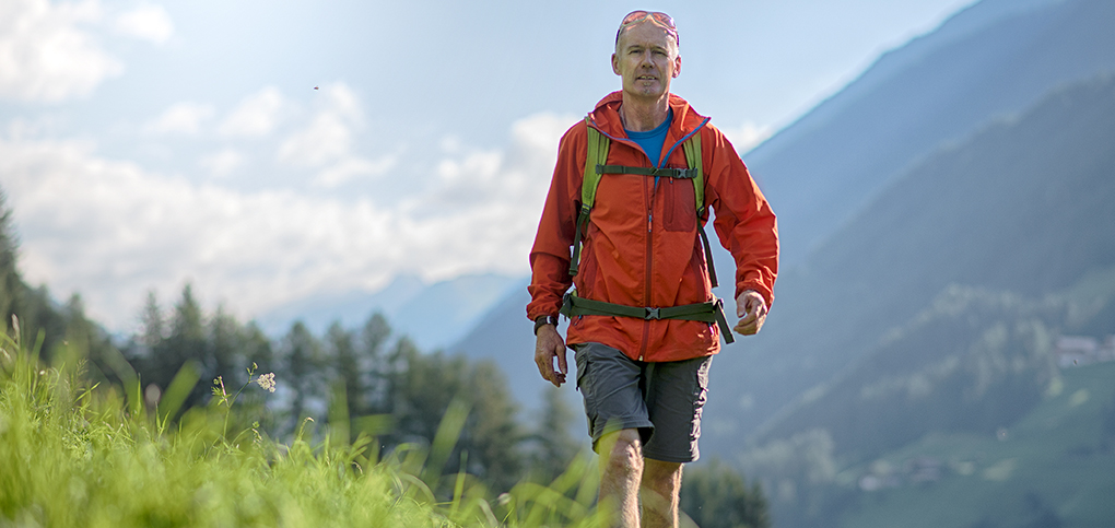 hiking in south tyrol- summer holidays
